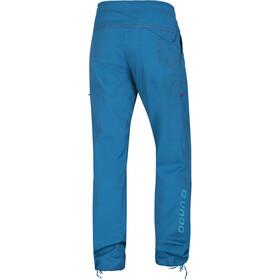 Ocun Jaws Pantalones Hombre, capri blue